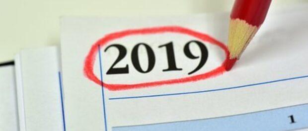 Danish tax return 2019